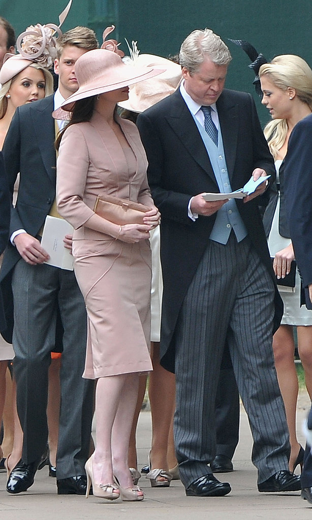 Earl Spencer and Fiancée Karen Gordon