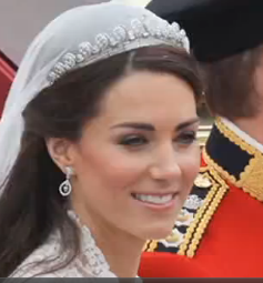 Kate Middleton's Flawless Wedding Day Hair