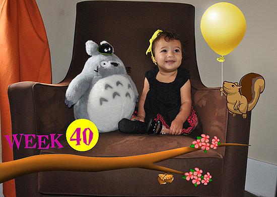 Olivia Lily 40 Weeks Old!!