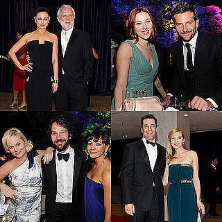 Scarlett Johansson and Sean Penn Pictures at White House Correspondents' Dinner 2011-05-02 05:59:00
