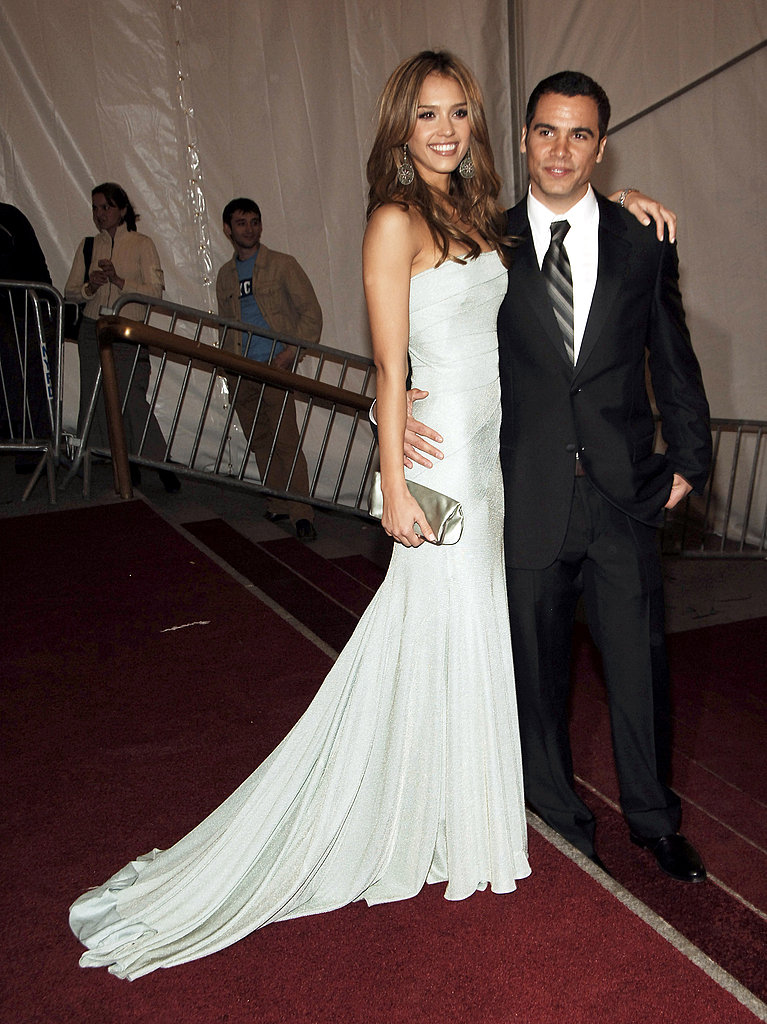 Jessica Alba, Cash Warren — 2006