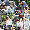 Sarah Jessica Parker on Mother&#039;s Day Weekend in NYC