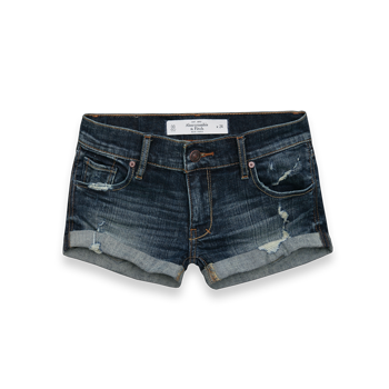 Abercrombie & Fitch - Stacy Denim Shorts