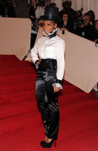 Janelle Monae in Chanel