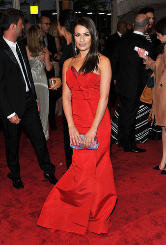 Lea Michele in Escada