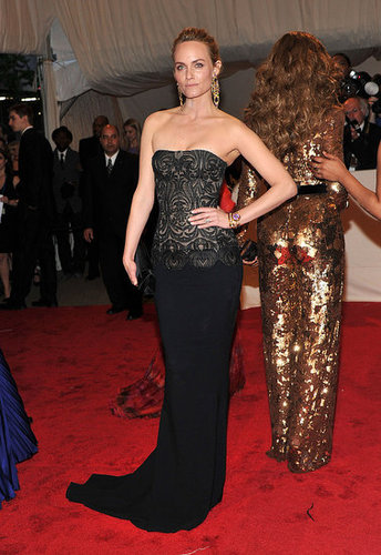 Amber Valletta in Stella McCartney