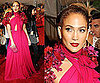 Jennifer Lopez in Gucci at the 2011 Met Gala