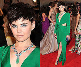 Ginnifer Goodwin at the 2011 Met Gala