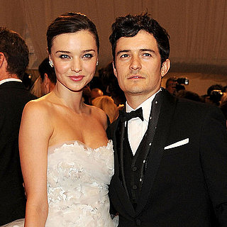 Pictures of Miranda Kerr and Orlando Bloom at Met Gala 2011-05-02 17:25:54