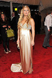 Kate Hudson Is Radiant in Stella McCartney at the 2011 Met Gala