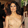 Salma Hayek 2011 Met Gala Pictures