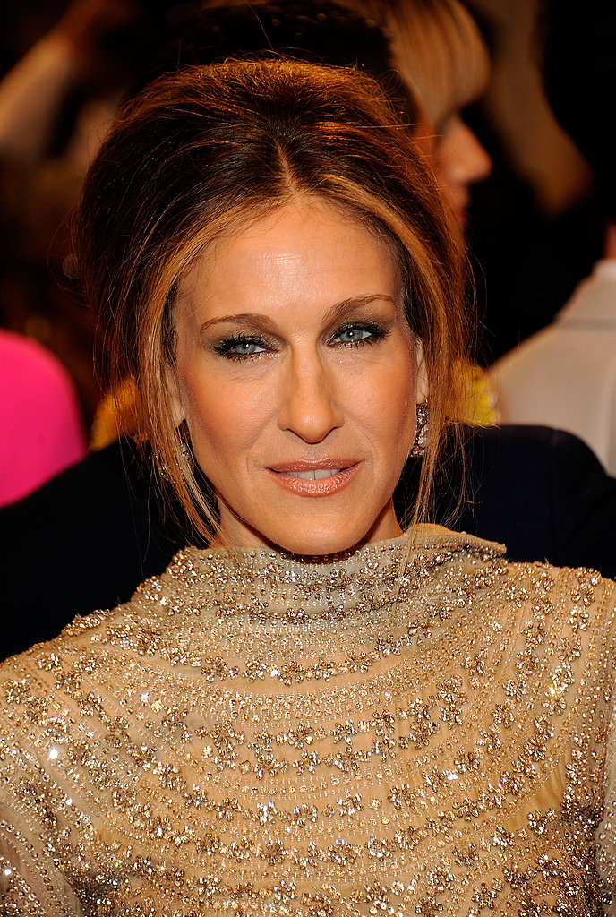 SJP Honors McQueen For the Second Time at the Met Gala