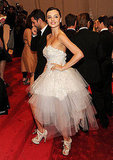 Miranda Kerr and Orlando Bloom Have Fun With Their Fashion at the Met Gala