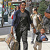 Pictures of Usher and Sons in NYC