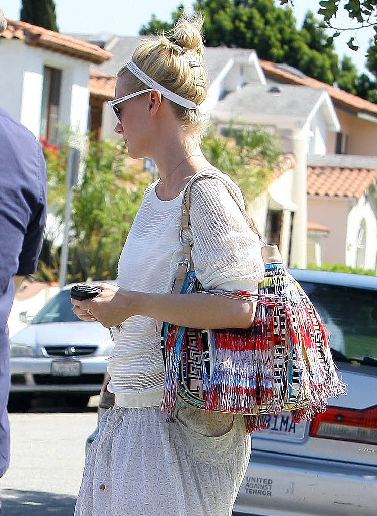 January Jones Debuts Baby Bump as Ex Jason Sudeikis Avoids the Question