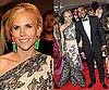Tory Burch and Kanye West at 2011 Met Gala