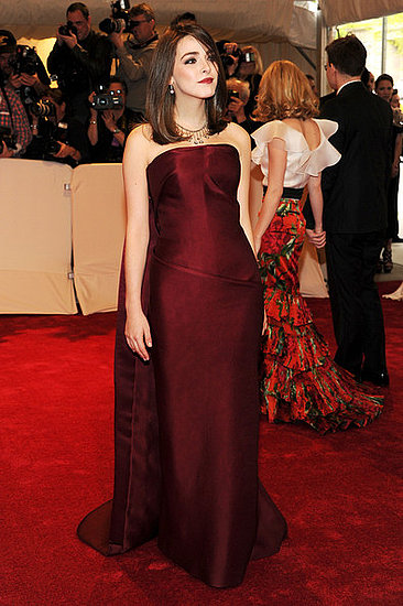 Bee Shaffer (2011 Met Gala...&quot;Alexander McQueen: Savage Beauty&quot;)