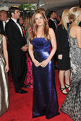 Isla Fisher(2011 Met Gala...&quot;Alexander McQueen: Savage Beauty&quot;)
