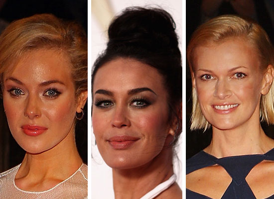 Celebrity Beauty Pictures from The 2011 Logies Megan Gale, Jessica Marais, Erin McNaught