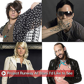Project Runway All Stars Season Contestants