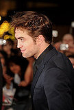 Robert Pattinson Returns Home With Water For Elephants and Reese Witherspoon