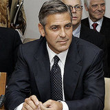 Mr. Clooney Goes to Washington
