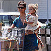 Pictures of Halle Berry With Nahla