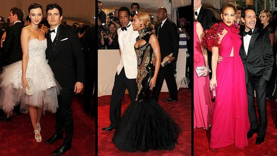 Video: Hollywood's Sexy Couples Cozy Up at the Met Gala!