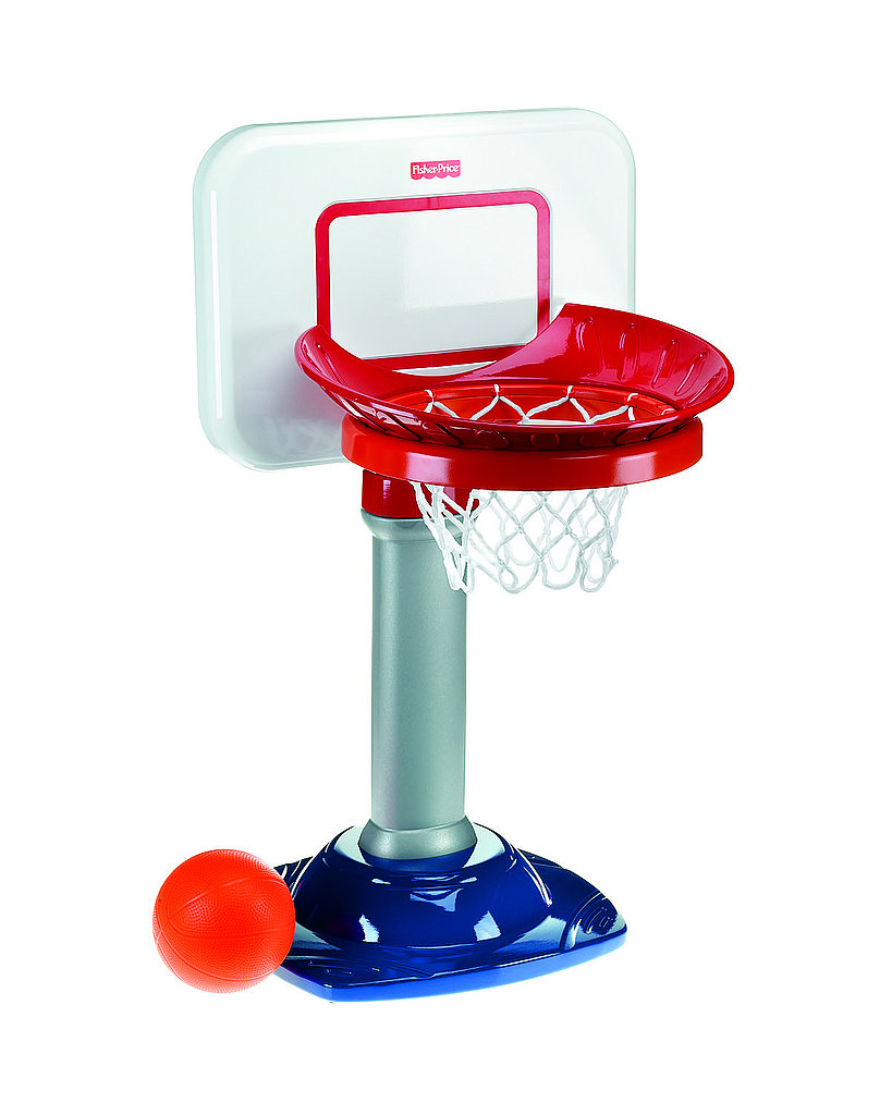 Fisher Price I Can Play Sports Basketball ($40)