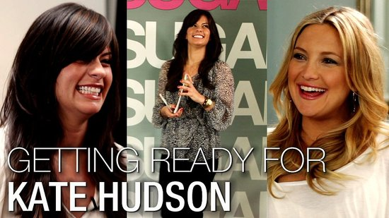 Kate Hudson I'm a Huge Fan: Crucial Flirting Lessons, Love Experts, and a Kate-Inspired Makeover!