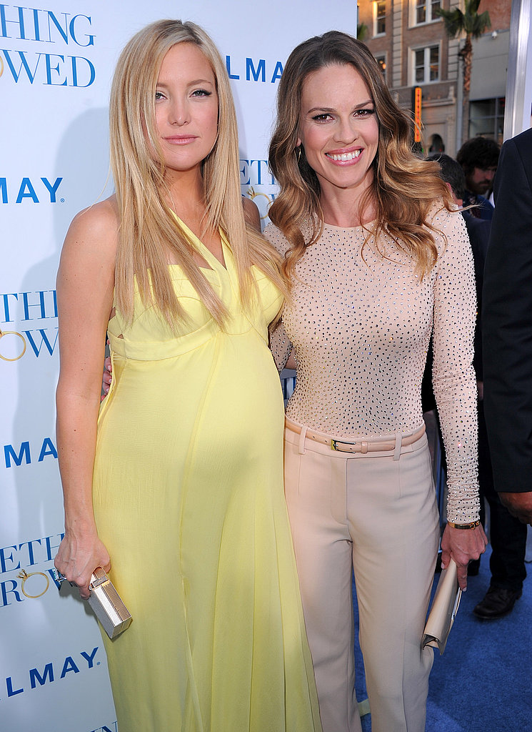 Kate Hudson and Hilary Swank