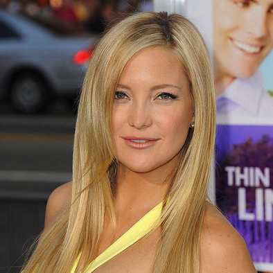 Kate Hudson's Hair at the Something Borrowed Premiere