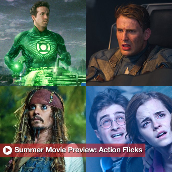 Summer Movie Preview: The Action Flicks