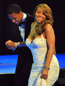 Nick Cannon and Mariah Carey Name Twins Moroccan Scott and Monroe