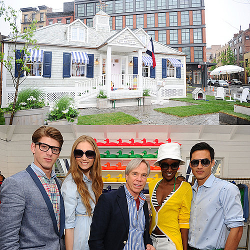 Tommy Hilfiger Launches Prep World