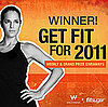 Get Fit For 2011 Giveaway Grand Prize Winner