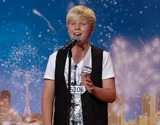 "Video of Jack Vidgen Singing Whitney Houston's ""I Have Nothing"" on Australia's Got Talent"