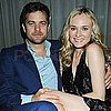 Diane Kruger Pictures Kissing Joshua Jackson in Turkey