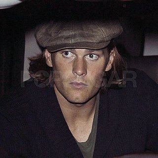 Tom Brady Pictures Heading Into The Darby in NYC