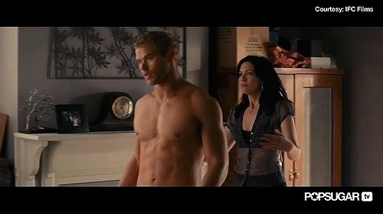 Exclusive Clip: Shirtless Kellan Lutz and Mandy Moore in Love Wedding Marriage