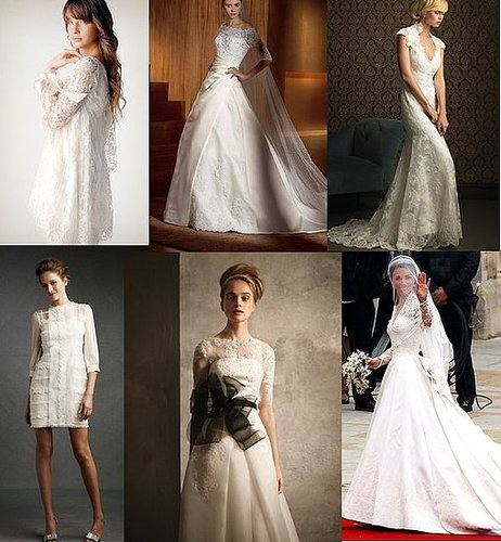 Royal Wedding Dress Style
