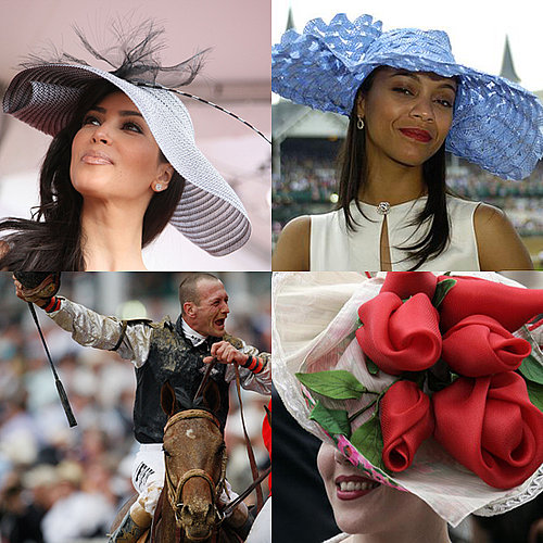 Kentucky Derby Hats and Dresses