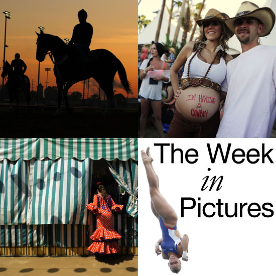 Kentucky Derby, Stagecoach, and Cinco de Mayo Pictures