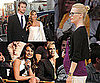 Celebrity Pictures of the Week With January Jones' Baby Bump, Glee Academy Screening and More