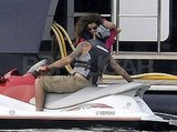 Eva Longoria and Eduardo Cruz Make a Splash in Miami With More PDA