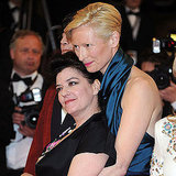 Lynne Ramsay and Tilda Swinton