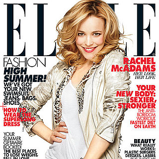 Pictures of Rachel McAdams in Elle