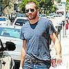 Jake Gyllenhaal Shaved Head Pictures 2011-05-10 03:25:00