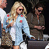 Pictures of Jessica Simpson With Tina and Joe