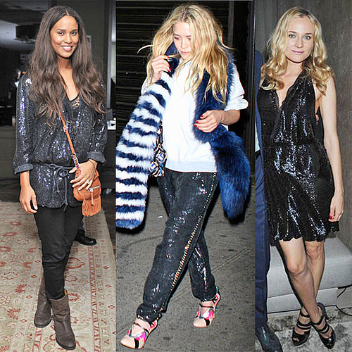 How to Wear Sequins 2011-05-09 14:40:54